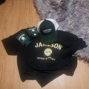 Jameson Irish Whiskey T shirt